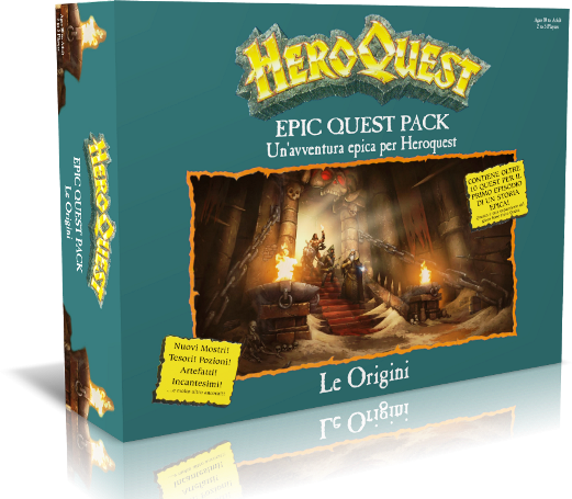 Epic Quest - Ep.1 - Box