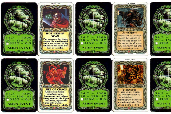 Chaos Space Marine Expansion Pack