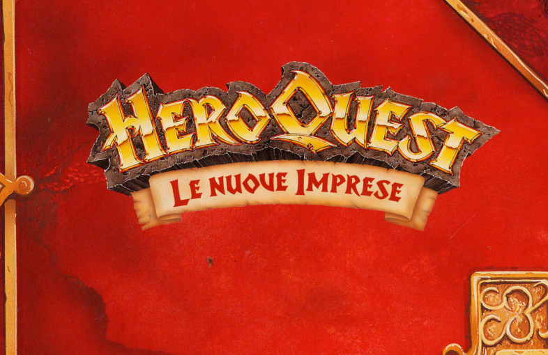 Heroquest Le Nuove Imprese - QuestBook
