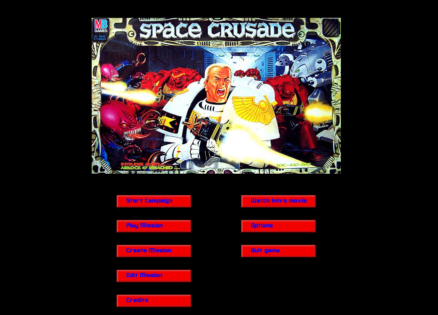 StarQuest - SpaceCrusade - Topdown